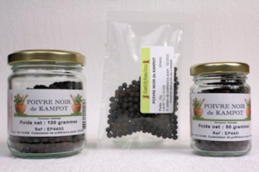 acheter du poivre de kampot pas cher pour assaisonner la cuisine. Black Bedroom Furniture Sets. Home Design Ideas